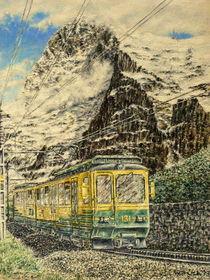 Nordwand-Wetter von Wilhelm Brück