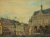 Fischmarkt by Wilhelm Brück