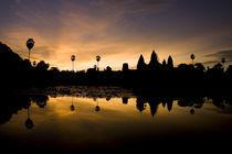 Tempel of Angkor Wat von Patrick Neumann