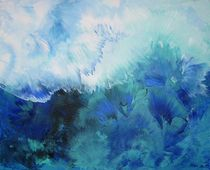 An der schönen blauen Donau  von Dia Michnay Wenzl