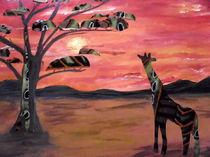 'Sonnenuntergang' by Cornelia Greinke