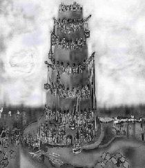 Turmbauzu Babel by reniertpuah