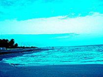 Cuba blau von Henriette Abt