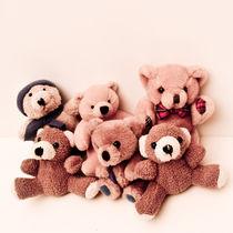 Teddy-Familientreffen II by Petra Dammann