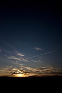 Sonnenuntergang in Island III von Michael Mayr
