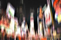 Times Square II von Michael Schickert