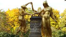 Mozartbrunnen von baumfreund