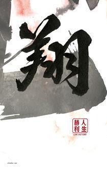 Schweben Soar von TIMELESS ART Calligraphy