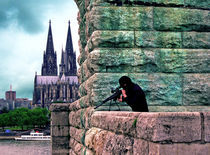 Neulich in Köln von Bernhard Kosten