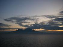 Vesuv im Morgenlicht von sow
