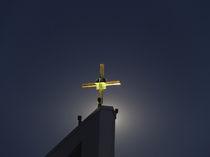 Kreuz bei Nacht by raphael klein