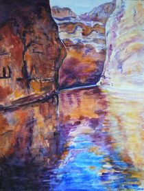 CANYON AQUARELL by ulk