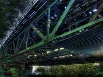 eisenbahnbrücke by raphael klein