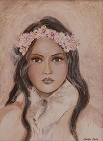 Hawaimädchen von Emilia Burglechner