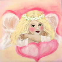 Engelchen von Emilia Burglechner
