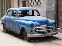 altes Auto von niehauto