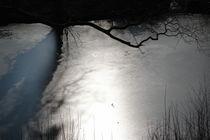 Eis-See, 2011 von Gabriele Klimek