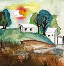 Im Süden 2 by Isabel Vogel