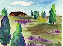 Heide von Isabel Vogel