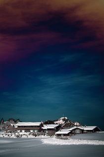 Winter im Allgaeu by Susanne Brutscher