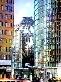 Berlin Berlin - Potsdamer Platz by Eckhard Röder