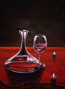 Rotwein von atelierbuettner