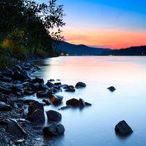 Der Rhein 09 von Tom Uhlenberg