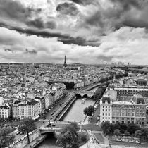 Paris 12 by Tom Uhlenberg
