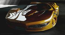'Shark Car' von Tomás Cejudo Morin