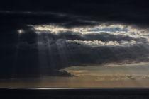 Es wird Nacht auf den Azoren by Anja Abel