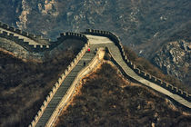 Chinesische Mauer by Anja Abel