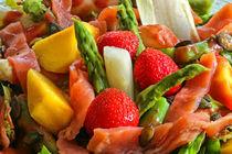 Heute gibt&180;s Salat von Anja Abel