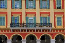 Haus in Nizza by Anja Abel