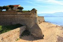 Zitadelle in Ajaccio von Anja Abel