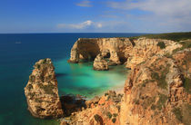 Praia da Marinha IV von Anja Abel
