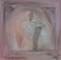 Frauenakt, Einsamkeit by Daliah Sölkner