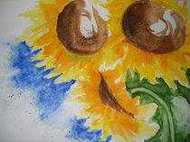Sonnenblumen by netti