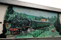 Lokomotive von Sven Wentzke