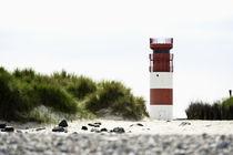 Leuchtturm Helgoland von Michael Schickert