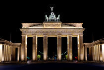 BRANDENBURGER TOR by Heiko Lehmann