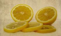 Frische Zitrone von Heiko Lehmann