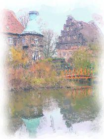Schloss Bladenhorst (1) von Udo Schiffgen