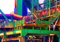Stahlwerke (4) von Udo Schiffgen