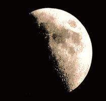 Mann im Mond von Udo Schiffgen