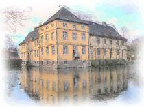Schloss Strünkede von Udo Schiffgen