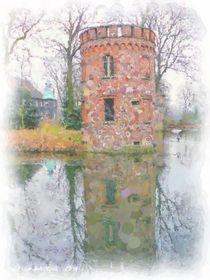 Schloss Bladenhorst (2) von Udo Schiffgen