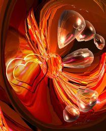 Herzenswärme von Gabriele Nedilka