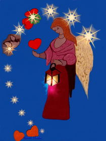 Bote der Liebe,Glück,Frieden von Gabriele Nedilka