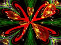 Blume der Kunst von Gabriele Nedilka