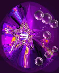 Sterne in einer  neuen Farbenbracht by Gabriele Nedilka